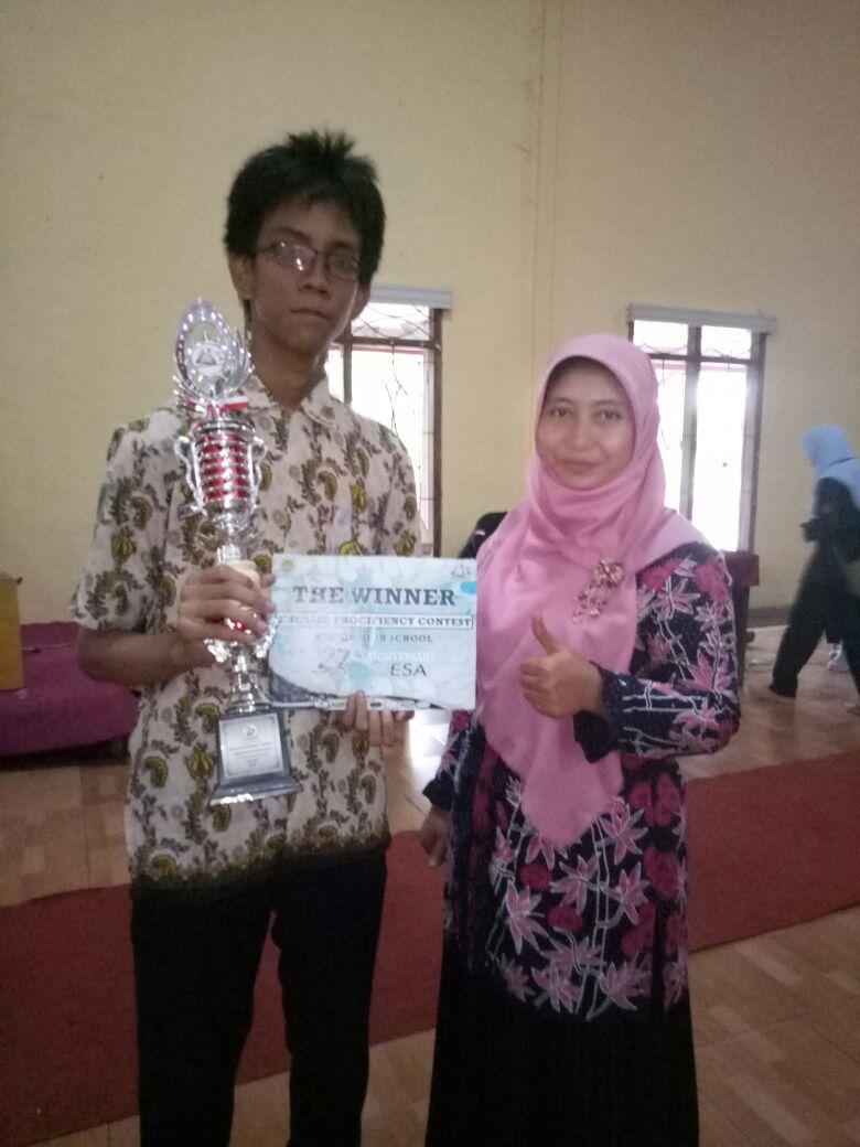 The winner of EPC for senior high school
