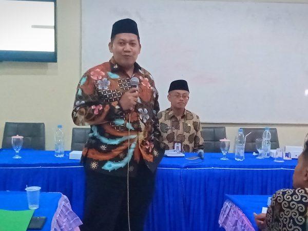 Pembinaan serta Pengesahan EDM dan Program SKS oleh Bapak Ahmad Hidayatullah