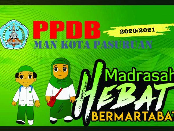 PPDB Jalur Reguler MAN Kota Pasuruan