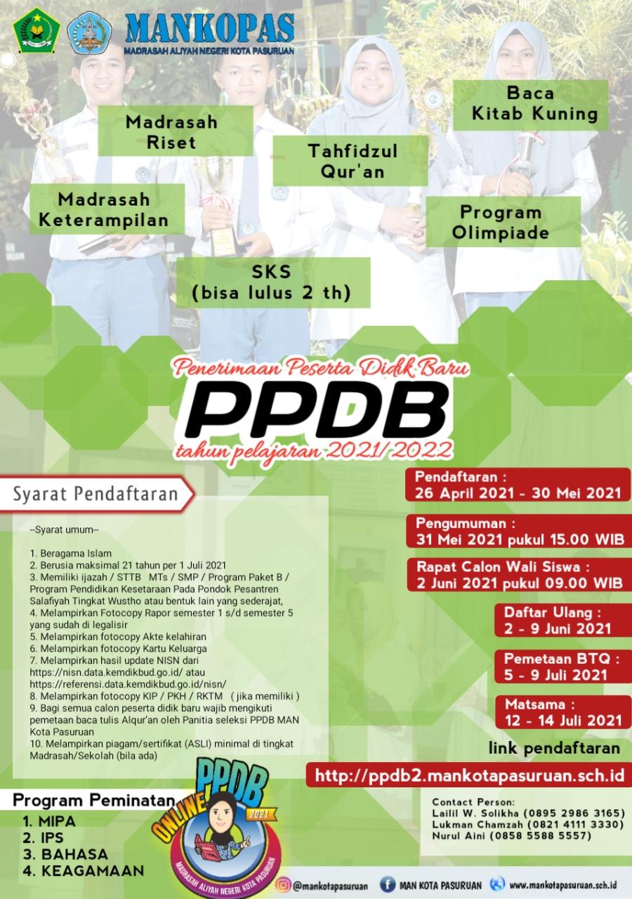 PPDB Reguler